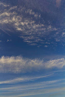 Into The Sky Print by David Pyatt