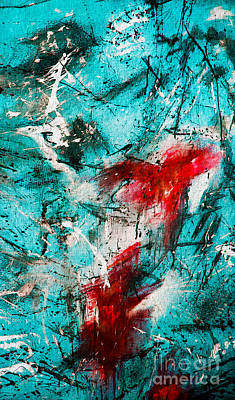 Painting - Intoxicating Tango by Nicole Philippi
