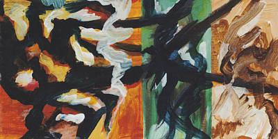 Intrepid Painting - Intrepid  by Hatin Josee
