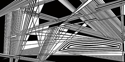 Introversion One Original by Douglas Christian Larsen