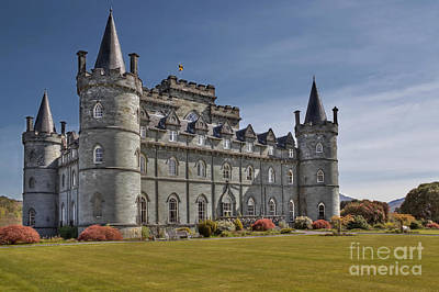 Inveraray Castle Art Print