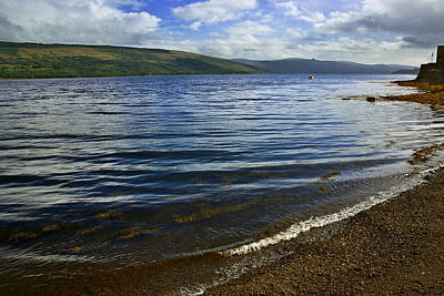 Photograph - Inverary - Loch Fyne - Scotland by Jane McIlroy