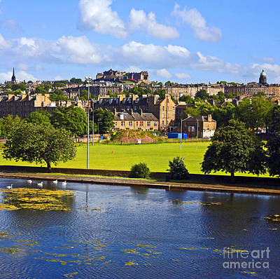 Photograph - Inverleith Park Edinburgh by Craig B