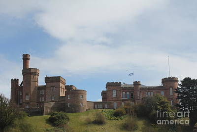 Photograph - Inverness Castle by David Grant
