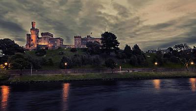 Photograph - Inverness Castle by Jean-Noel Nicolas