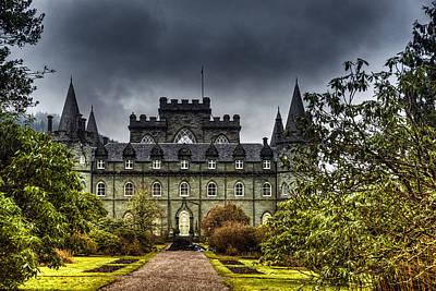 Photograph - Inverraray Castle by Jean-Noel Nicolas