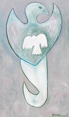 Inversion Print by Jen Lothrigel