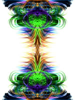 Digital Art - Inversion by Kruti Shah