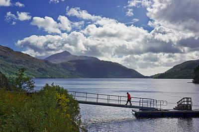 Photograph - Inveruglas - Loch Lomond - Scotland by Jane McIlroy