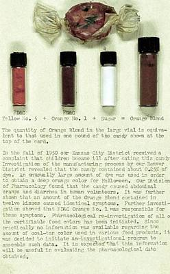 Blend Photograph - Investigation Into Food Colouring by Food & Drug Administration