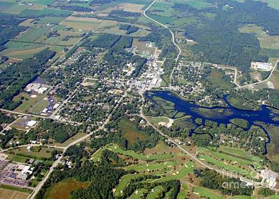 Photograph - Iola Wisconsin by Bill Lang