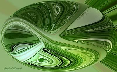 Digital Art - iom by Linda Whiteside
