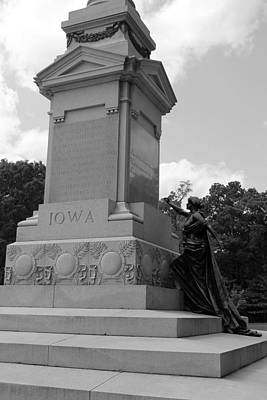 Food And Flowers Still Life Rights Managed Images - Iowa Memorial Royalty-Free Image by Don Messina