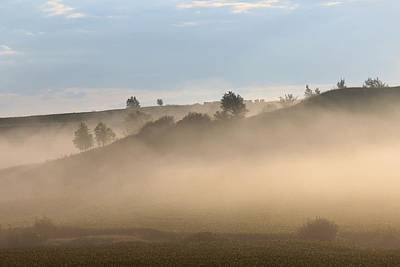 Photograph - Iowa Morning by Angie Phillips