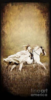 Photograph - iPhone Case - Ride Like the Wind by Cindy Singleton
