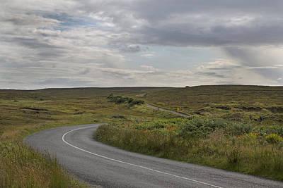Paradise Road Photograph - Ireland Paradise by Betsy Knapp
