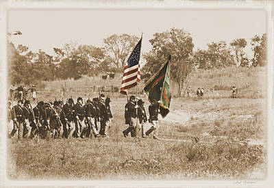 Photograph - Irish Brigade by Judi Quelland