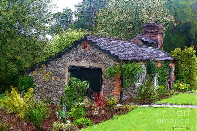Photograph - Irish Cottage by Beauty For God