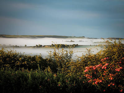 Photograph - Irish Mist Over Lissycasey by James Truett