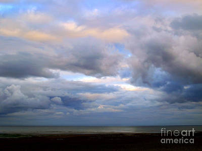 Photograph - Irish Sea by Nina Ficur Feenan