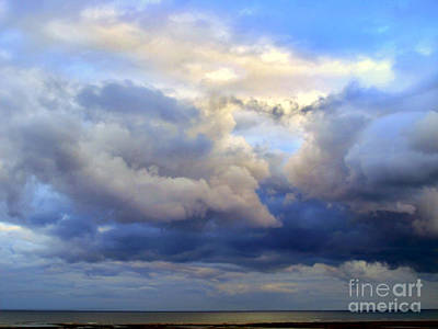 Photograph - Irish Skyscape by Nina Ficur Feenan