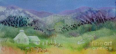 Painting - Irish_impressions_ii by Nancy Newman