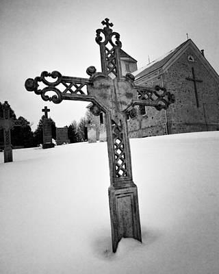 Iron Cross Original by Jeff Klingler