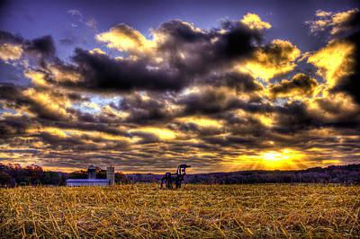 Photograph - Iron Horse Still Strong by Reid Callaway