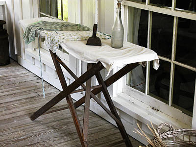 Photograph - Ironing Board At Cross Creek Florida by Randi Kuhne