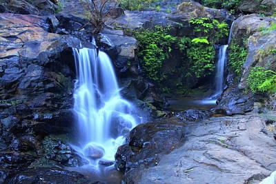 Karnataka Photograph - Irupu Falls, Coorg, Karnataka, India by Mark Hollowell