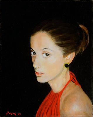 Isabel L. Carlisle Art Print