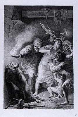 Isegrim Discovered Art Print