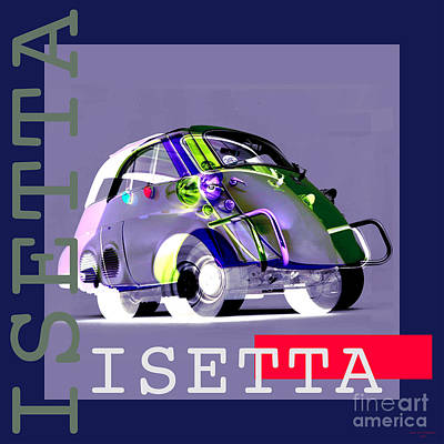 Isetta Art Print