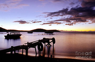Photograph - Isla Del Sol Bolivia by Ryan Fox