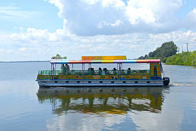 Photograph - Island Boat Tours by Denise Mazzocco