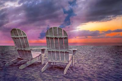 Delray Photograph - Island Dreams by Debra and Dave Vanderlaan