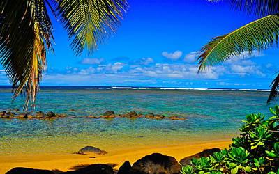 Photograph - Island Getaway by Tracey McQuain