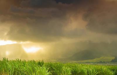 Photograph - Island Glow by Kunal Mehra