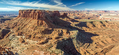 Photograph - Island In The Sky In Canyonlands by Pierre Leclerc Photography