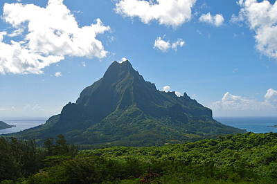 Photograph - Island Mountain by Denise Mazzocco