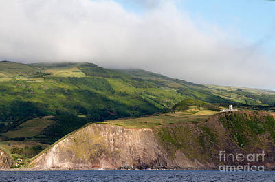 Photograph - Island Of Faial by Chris Scroggins