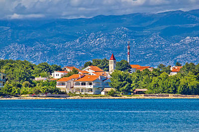 Photograph - Island Of Vir Waterfront Croatia by Brch Photography