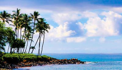 Photograph - Island Paradise by Athena Mckinzie