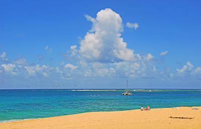 Photograph - Island Paradise by Lynn Bauer