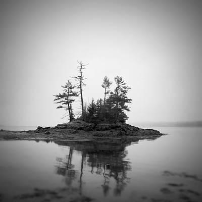 Maine Landscape Photograph - Island by Patrick Downey