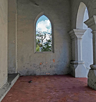 Photograph - Island Portico by Deborah Smith