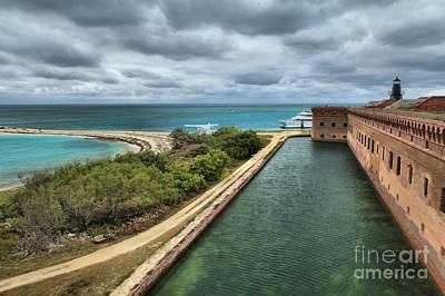 Jefferson Island Photograph - Island Protection by Adam Jewell