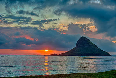 Photograph - Island Sunrise by Dan McManus