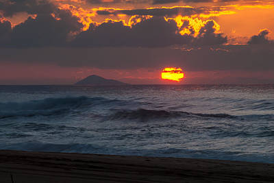 Photograph - Island Sunset by Paul Johnson