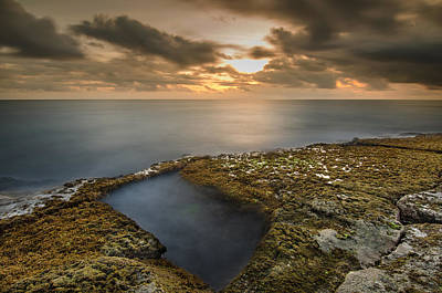 Photograph - Island Sunset by Tin Lung Chao